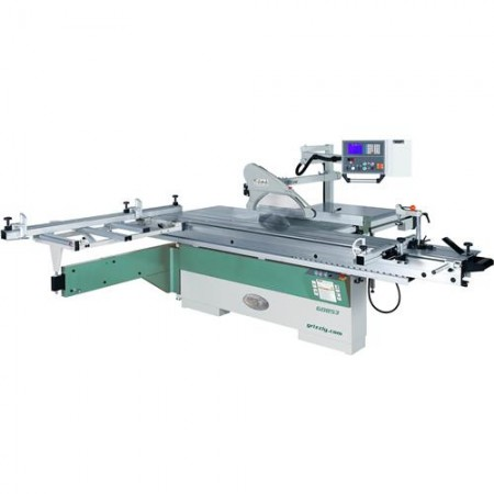 """Grizzly G0772 - 14"""" 10 HP 3-Phase Sliding Table Saw"""