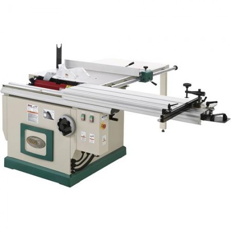 """Grizzly T24503 - 14"""" Sliding Table Saw"""