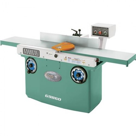 """Grizzly G9860 The Ultimate 12"""" Jointer"""