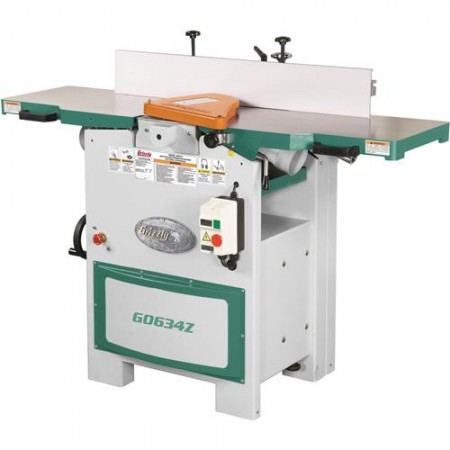"""Grizzly G0634Z - 12"""" 5 HP Planer/Jointer"""