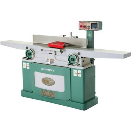 Grizzly G0495X Planer/Jointer