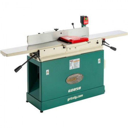 Grizzly G0858 Parallelogram Jointer