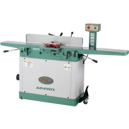 Grizzly G0490X Jointer
