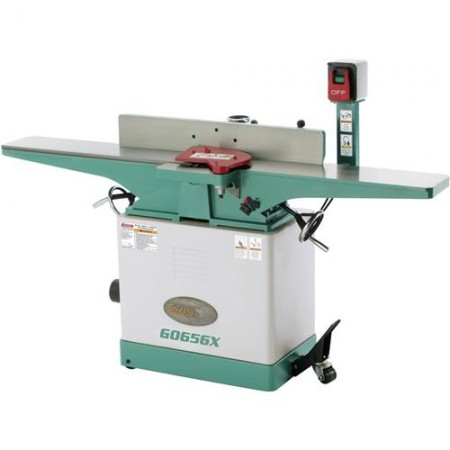 Grizzly G0656X Jointer