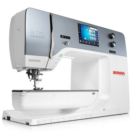 Bernina 750 QE Embroidery, Sewing and Quilting Machine