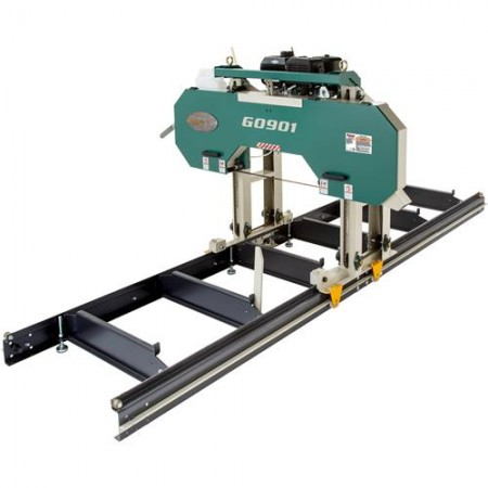 """Grizzly G0901 - 28"""" Portable Sawmill"""