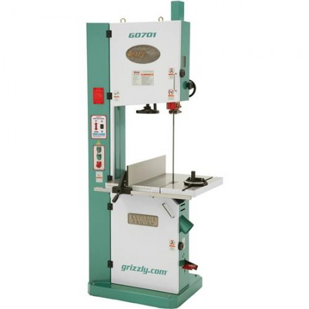 """Grizzly G0701 - 19"""" 5 HP Ultimate Bandsaw"""