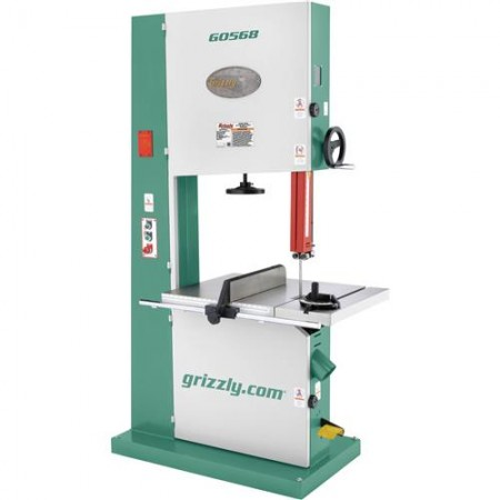 """Grizzly G0568 - 24"""" 5 HP Industrial Bandsaw"""