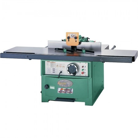 Grizzly G9968 - 7-1/2 HP Shaper