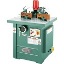 Grizzly G5912Z - 5 HP Professional Spindle Shaper