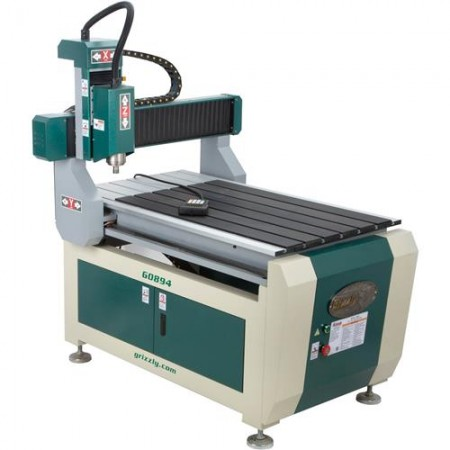 Grizzly G0894 CNC Laser Cutter/Engraver